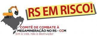 Comitê de Combate à Megamineração no Rio Grande do Sul